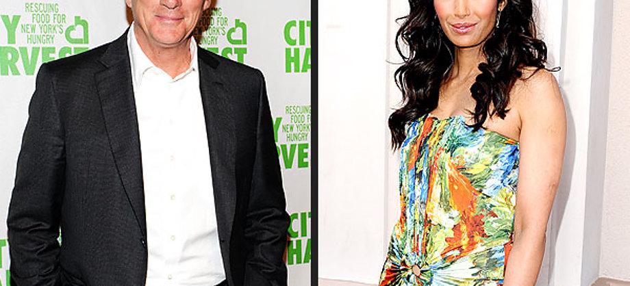 Actualidad: Richard Gere se distancia sentimentalmente de Padma Lakshmi
