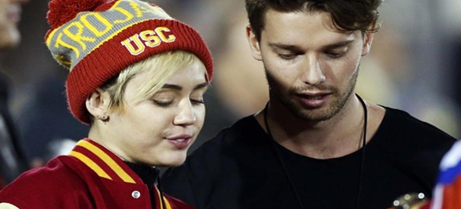 Actualidad: Miley Cyrus y Patrick Schwarzenegger