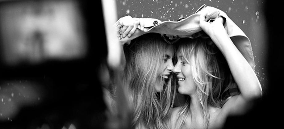 """Salud y Medicina: """"My Burberry"""" la fragancia de Cara Delevigne y Kate Moss"""