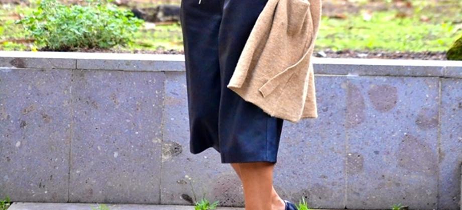 Salud y Medicina: Pantalón culotte marca tendencia