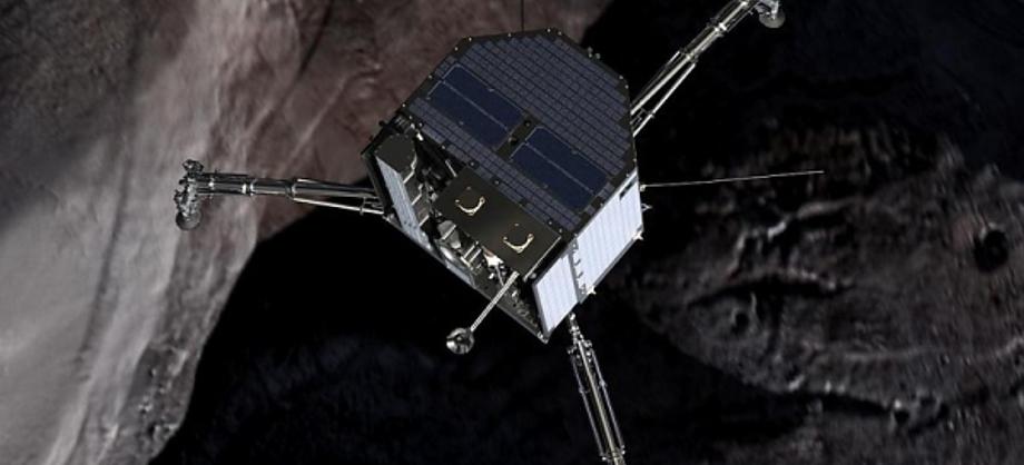 Ciencia: Científicos descubren que hay moléculas orgánicas en cometa donde aterrizó robot Philae