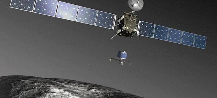Ciencia: Cometa donde está Philae canta