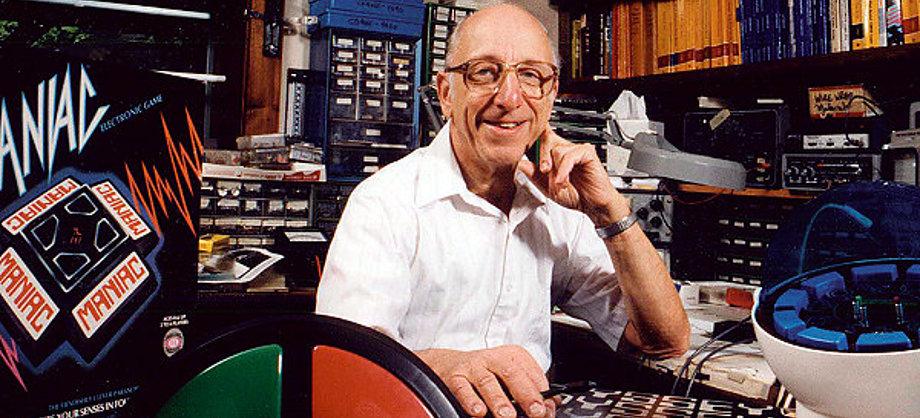 """Ciencia: Cinco inventos de Ralph Baer, """"el padre de los videojuegos"""""""