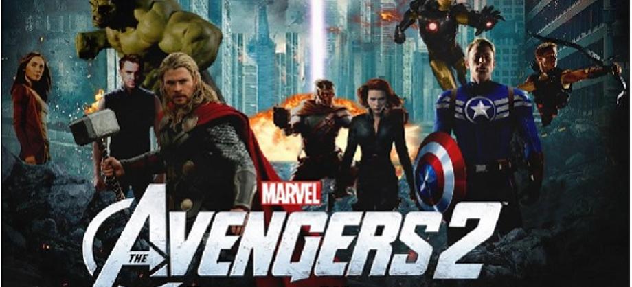 Cine: The Avengers 2: Era de Ultron
