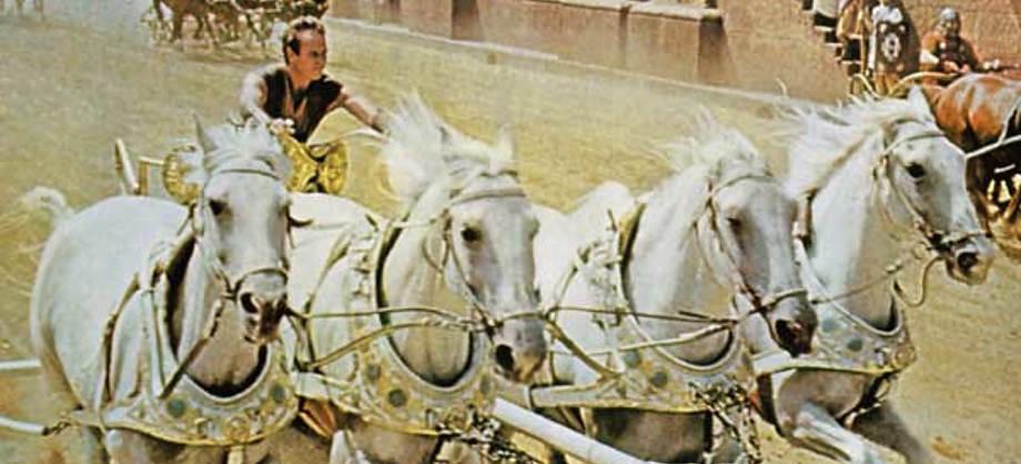 Cine: Nueva Ben-Hur ya se rueda en Italia