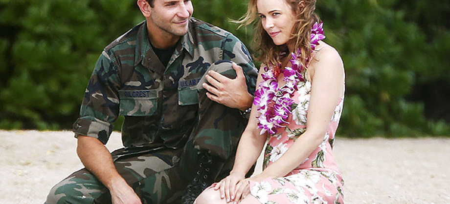 Cine: Aloha con Emma Stone y Bradley Cooper
