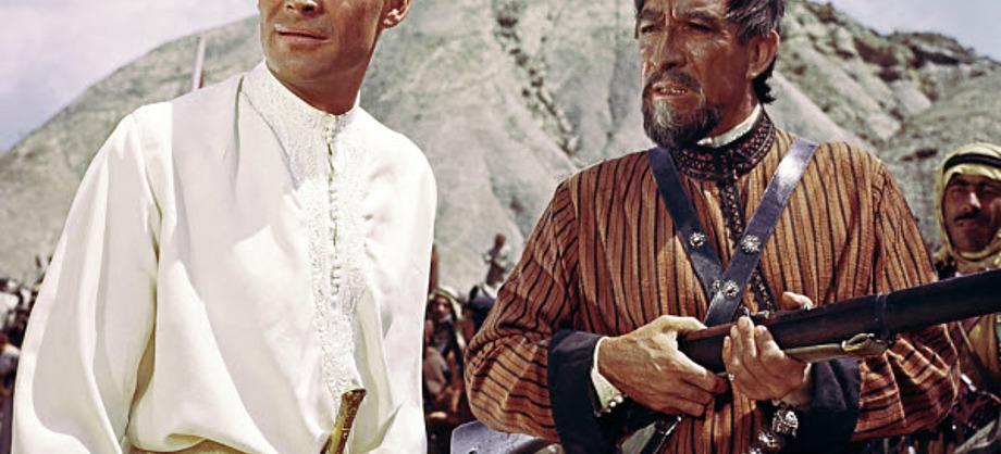 Cine: Curiosidades sobre Lawrence de Arabia