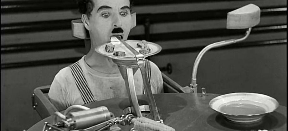 Cine: Modern Times, otra memorable de Charles Chaplin