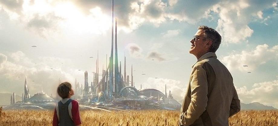 Cine: Tomorrowland tiene nuevo póster