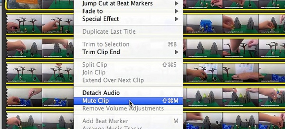 Comunicaciones: iMovie, ser un editor es más fácil de lo que piensas