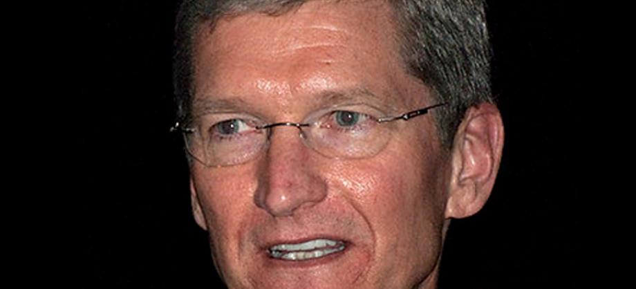 Tecnología e Información: Tim Cook, CEO de Apple
