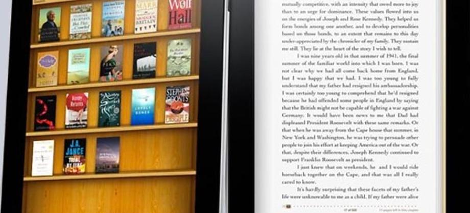 Tecnología e Información: iBook Store