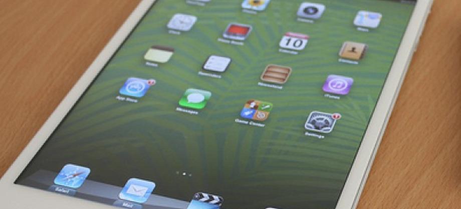 Tecnología e Información: Apple comienza a producir nueva iPad