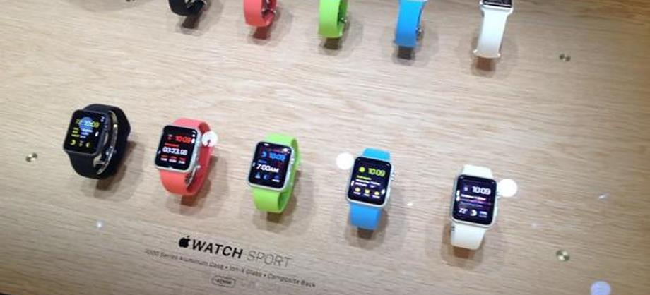 Tecnología e Información: Características del Apple Watch