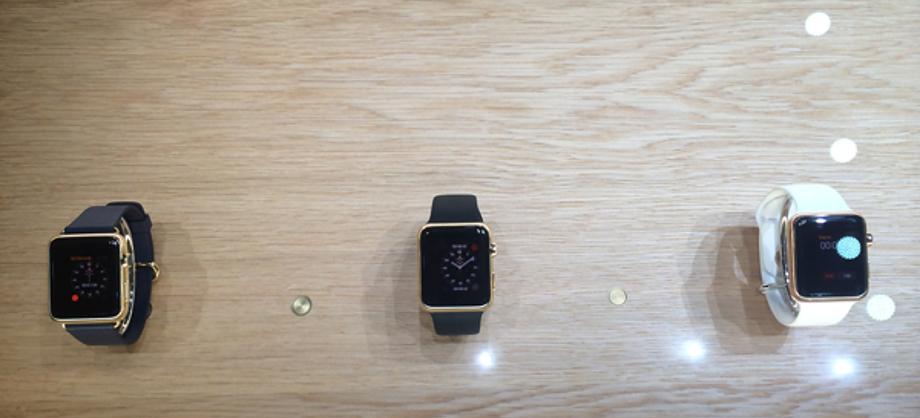 Tecnología e Información: Apple Watch podría retrasarse por problemas con pantalla de zafiro
