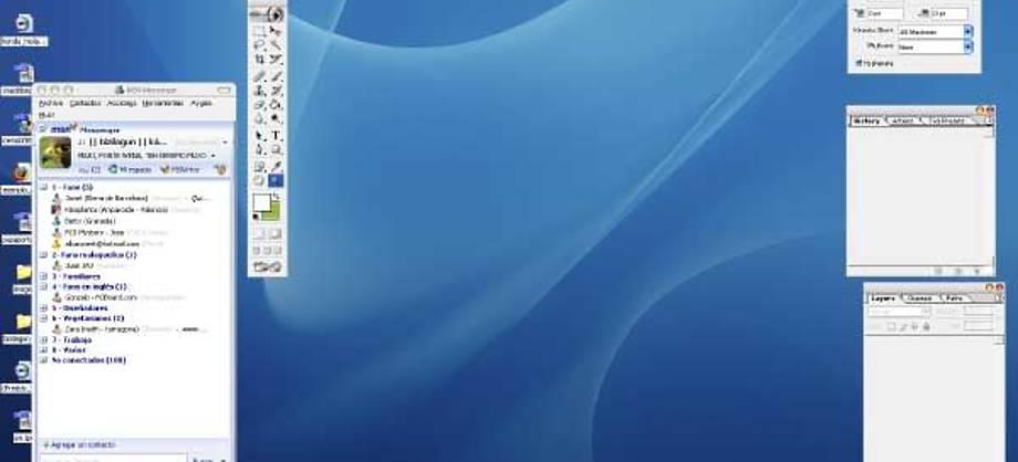 Tecnología e Información: Cómo hacer una captura de pantalla en Mac OS X