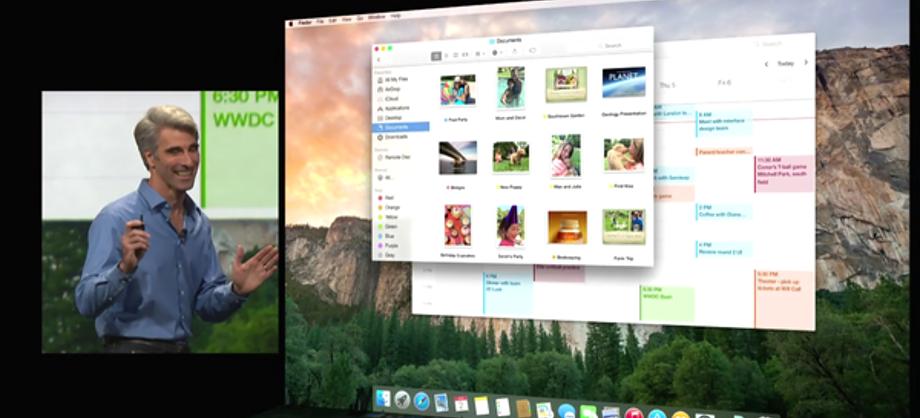 Tecnología e Información: Apple publica actualización de Yosemite