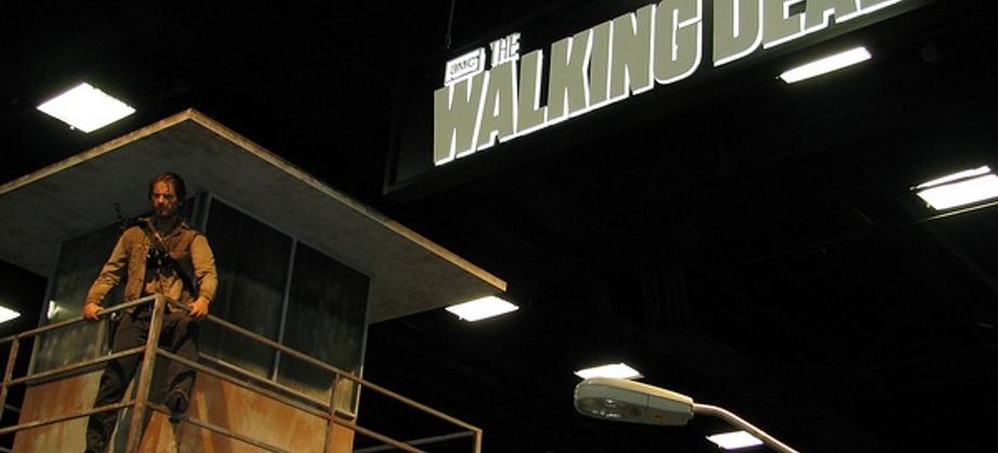 Televisión: The walking dead: la serie de zombies tendrá 12 temporadas
