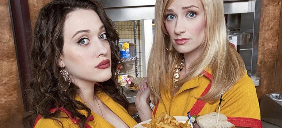 Televisión: Two Broke Girls amenazada