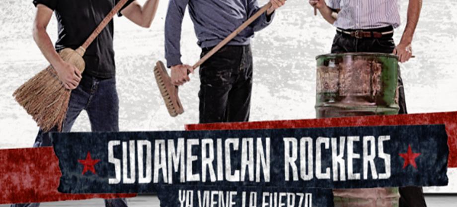 Televisión: Hoy se estrena la serie Sudamerican Rockers ¡No te la pierdas!