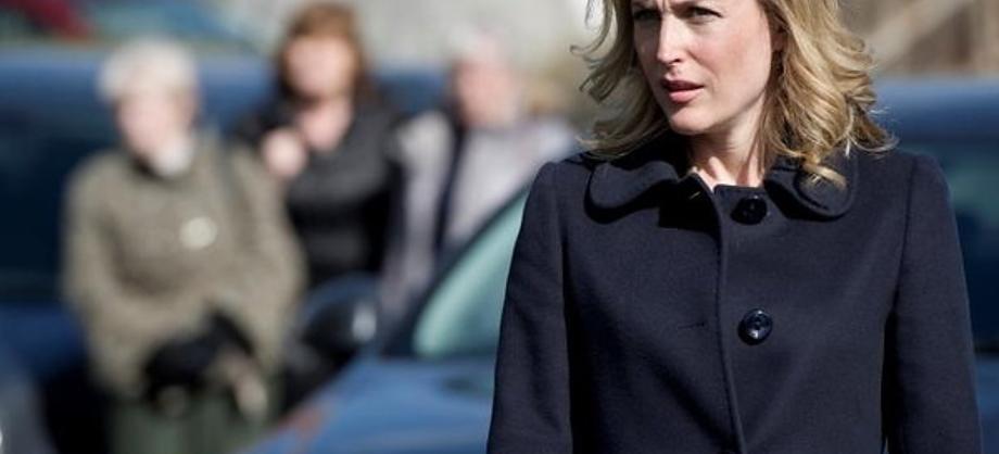Televisión: Gillian Anderson será coprotagonista en Hannibal