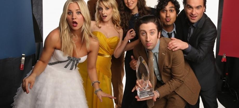 Televisión: Se viene la 8va temporada de The Big Bang Theory