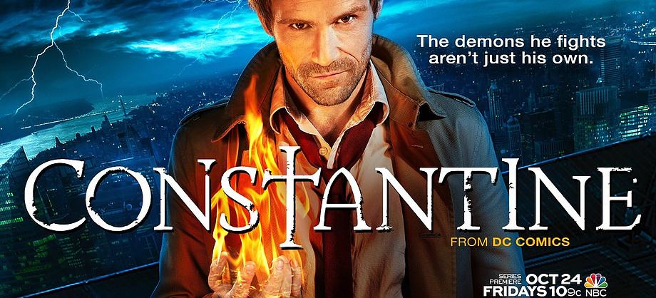 Televisión: Constanine no convence en su estreno