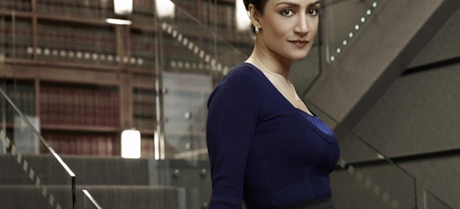 Televisión: Kalinda Sharma y su magia en The Good Wife