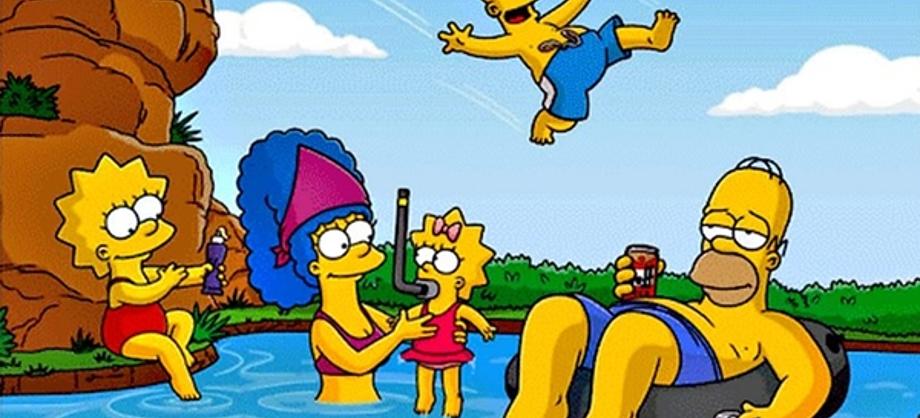 Televisión: El gran final de la última temporada Los Simpsons