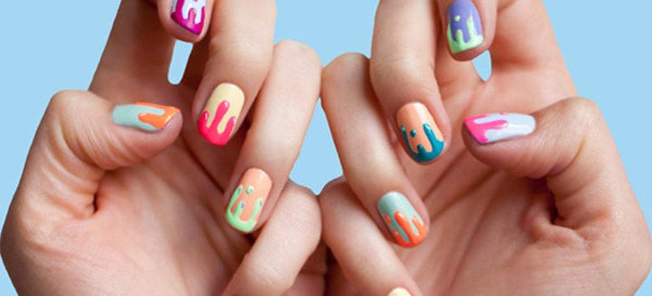 Familia y Hogar: Cómo hacer nail art en casa: tutoriales