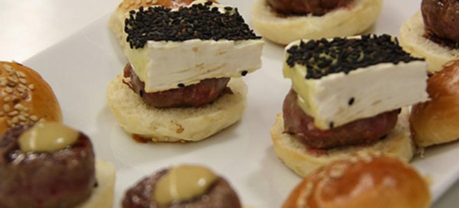 Gastronomía y Recetas: Las mini hamburguesas