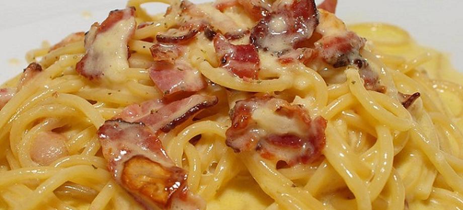 Gastronomía y Recetas: Spaghetti alla carbonara, pasta con estilo