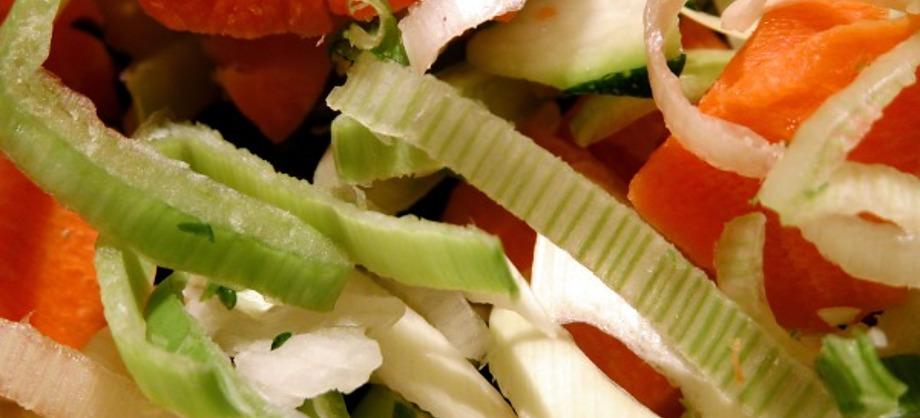Gastronomía y Recetas: Platillos para veganos