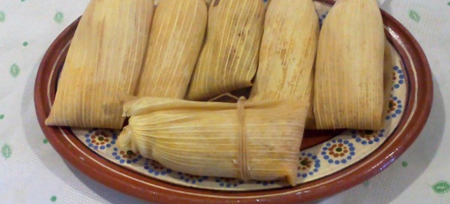 Gastronomía y Recetas: Receta de tamales de dulce