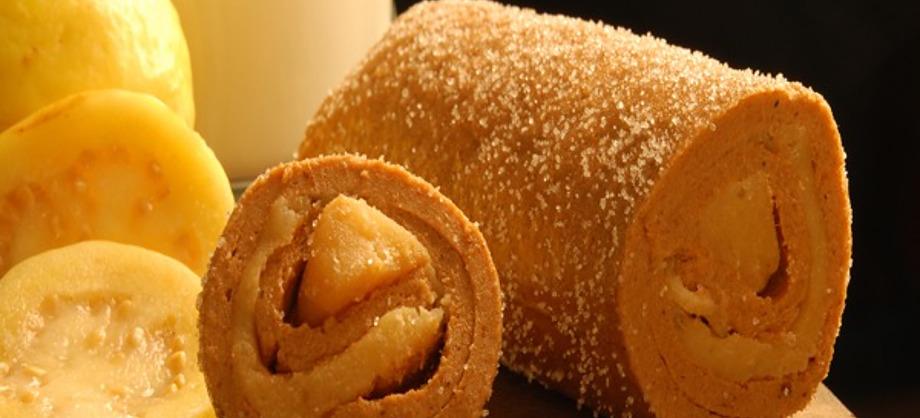 Gastronomía y Recetas: Receta de rollo de guayaba y tamarindo