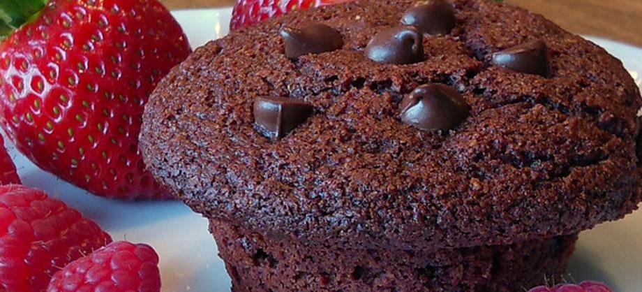Gastronomía y Recetas: Receta de muffins de chocolate y café