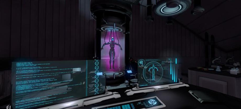 Entretenimiento: Loading Human: La realidad virtual y la aventura gráfica borrando barreras