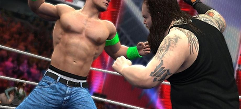 Entretenimiento: Todo sobre el WWE 2k15 para PS4