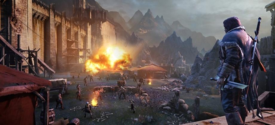 """Entretenimiento: La Tierra Media: Sombras de Mordor, elegido """"mejor videojuego del año"""""""