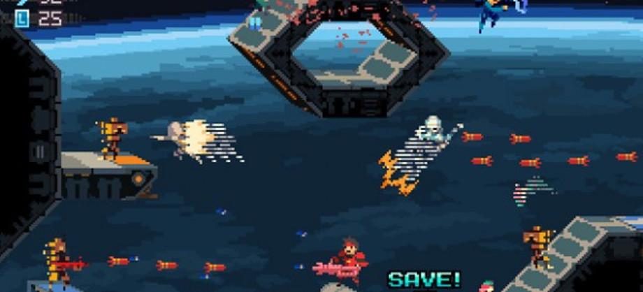 Super TIME Force llega el pasado o el futuro a bombardear el presente tu Xbox