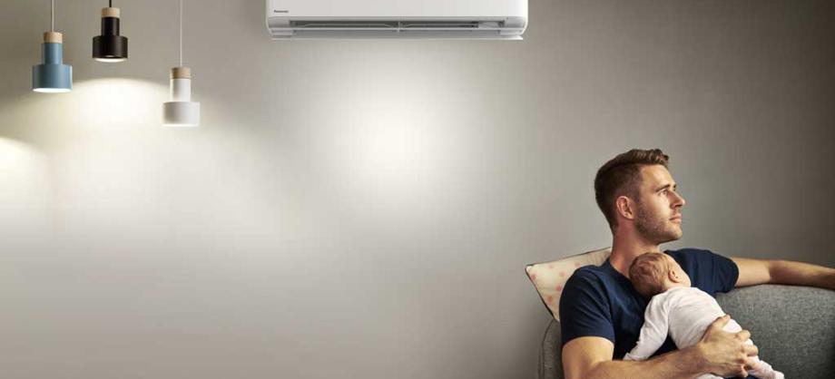 ¿Por qué un aire acondicionado inverter Panasonic?