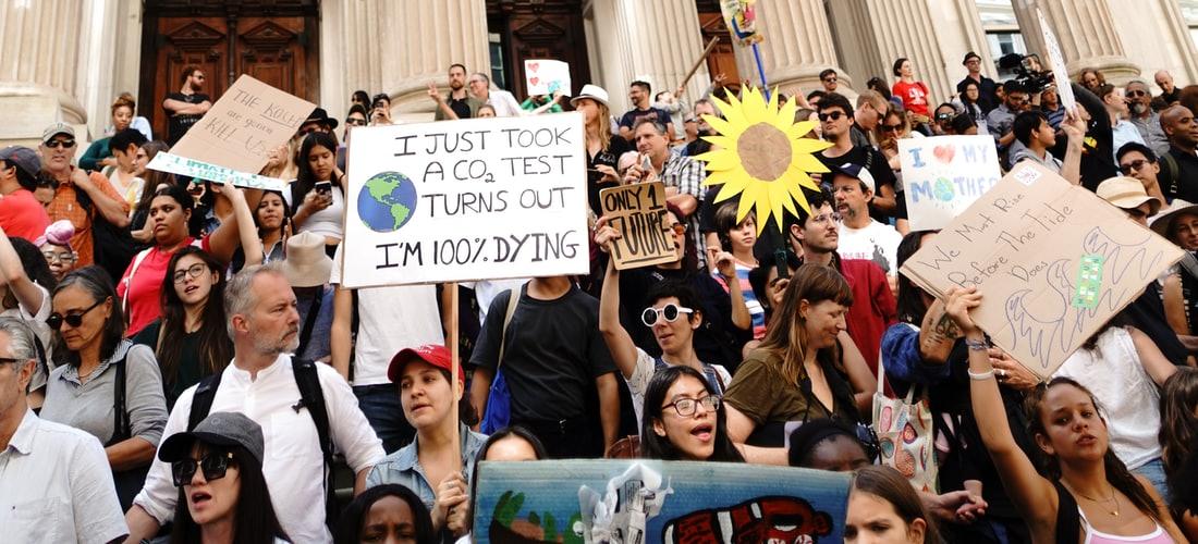 Ecología: La Política y el Cambio Climático