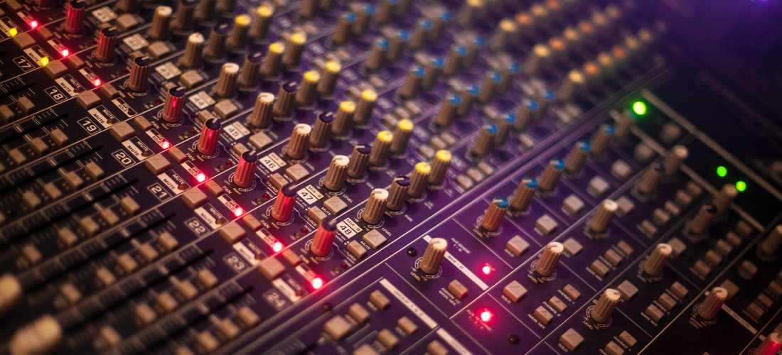 Música: Fundamental la Acústica en un Estudio de Grabación.