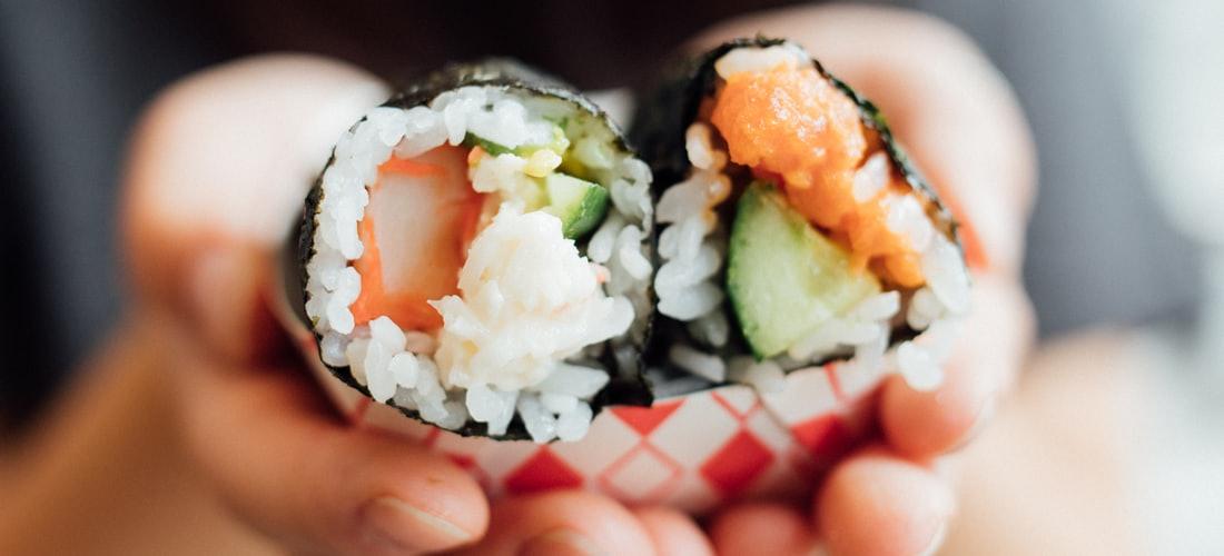 Cultura Nacional: Gastronomía Japonesa