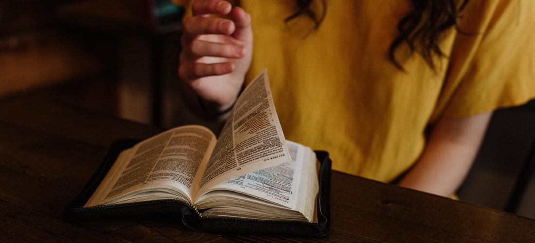 Religión: Como Recibir las Enseñansas Biblicas