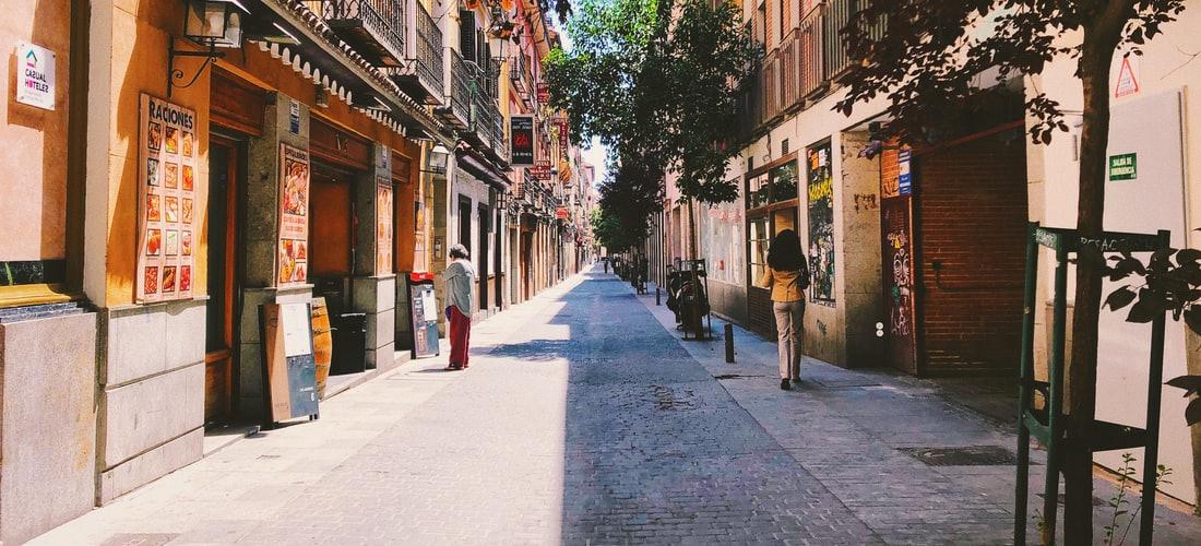 Ambiente Laboral: El Paro para los Jóvenes en España
