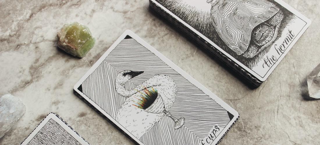 Religión: Tecnicas Usadas en la Ciencia del Tarot: las Cartas Astrales