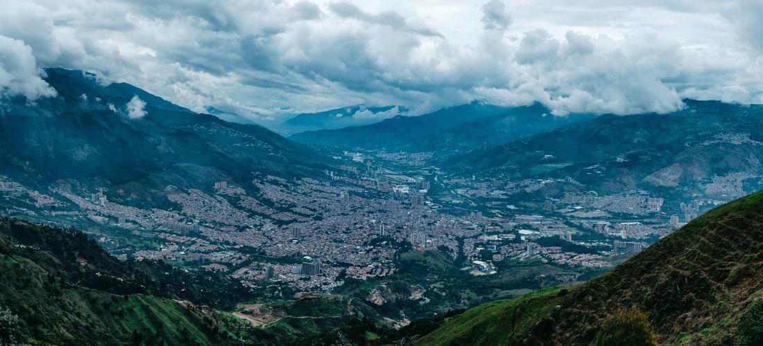 Países y Regiones: Colombia un País Megadiverso por Descubrir