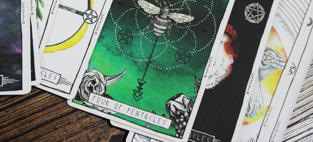 Medicina Alternativa: la Simbologia del Tarot, Visualizacion y Adivinación