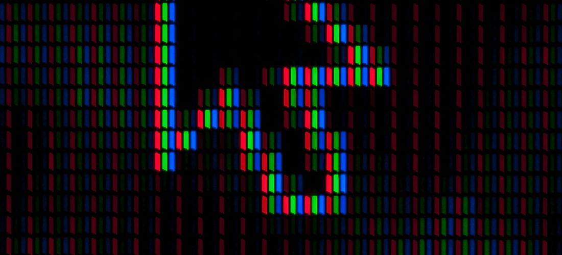 Tecnología e Información: Resolucion en Pantalla, los Pixeles.